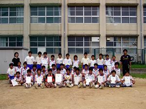 苦楽園中学校サッカー部